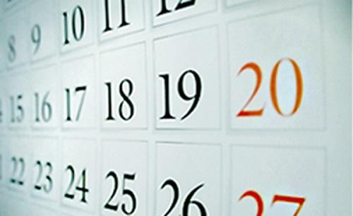 Social Media Marketing Calendar 2017